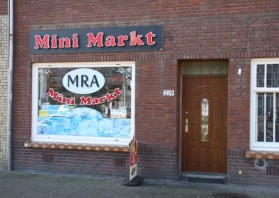 Minimarket de la Reyweg
