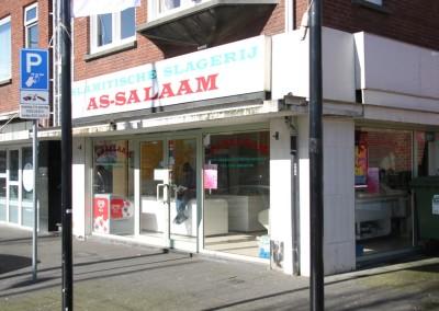 Islamitische slagerij As-Salaam