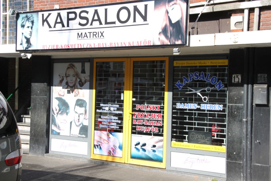 Kapsalon Matrix