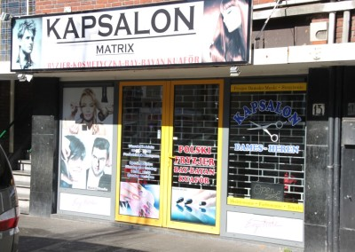 Kapsalon Matrix
