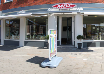 MBT-store | comfortabel lopen