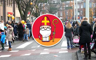 Sinterklaasoptocht 19 november
