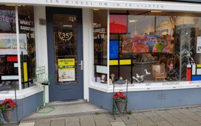 Den Haag kleurt Mondriaan