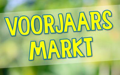 Voorjaarsmarkt 25, 26 en 27 mei